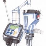 Pumpen für Heizöl, Diesel und Schmierstoffe